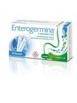 ENTEROGERMINA*OS 20FL 2MLD/5M