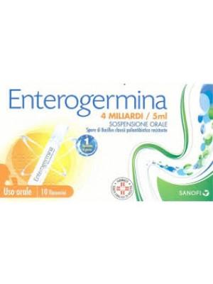 ENTEROGERMINA*OS 10FL 4MLD 5M
