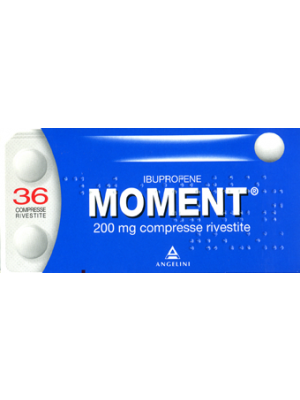 MOMENT*36CPR RIV 200MG