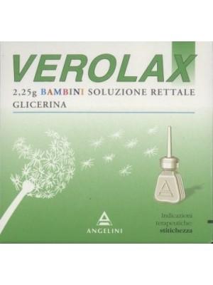 VEROLAX*BB RETT 6CLISMI