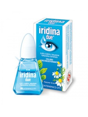 IRIDINA DUE*COLL 10ML