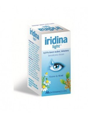 IRIDINA LIGHT*GTT 10ML