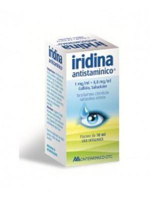 IRIDINA ANTISTAMIN*COLL 10+8M