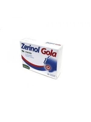 ZERINOL GOLA MENTA*18PAST 20M