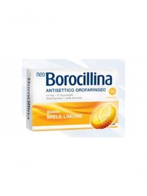 NEOBOROCILLINA A.O.*20PAS MIE