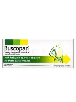 BUSCOPAN*30CPR RIV 10MG
