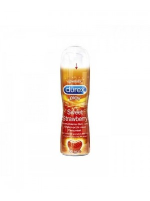 DUREX PLAY GEL SWEET STRAWBERR
