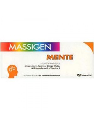 MASSIGEN MENTE 14FL 10ML