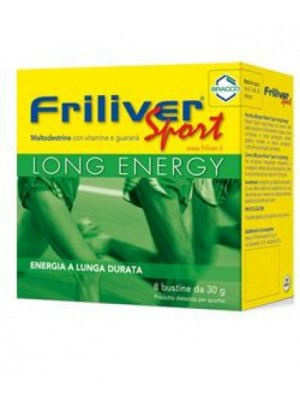 FRILIVER SPORT LONG ENERGY 8BU