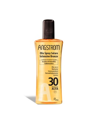 INTENSIVE BRONZE 30 Olio spray solare