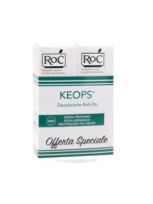 Keops roll-on OFFERTA SPECIALE (conf.doppia)