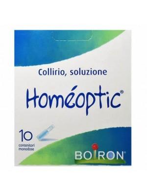 HOMEOPTIC COLLIRIO 10 CONTENITORI MONODOSE