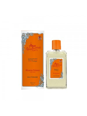 Agua de Colonia Concentrada Eau d'Orange Alvarez gomez - 150ml