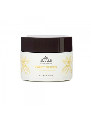 Scrub corpo Umami (Sweet Spices)