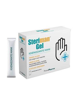 Pratico e ideale per igienizzare le mani in ogni situazione della giornata, quando non si dispone di acqua e sapone.