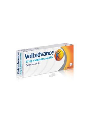VOLTADVANCE COMPRESSE 25mg