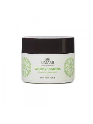 Scrub corpo Umami (Woody Lemons)
