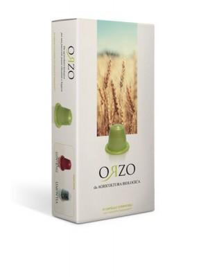 ORZO DA AGRICOLTURA BIOLOGICA, 10 CAPSULE