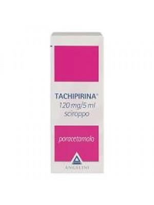TACHIPIRINA*SCIR 120 ml 120 mg