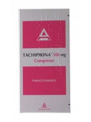 TACHIPIRINA*30CPR 500MG