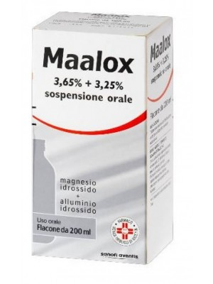 MAALOX*OS SOSP 250 ml