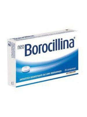 NEOBOROCILLINA*20PAST