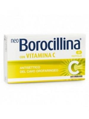 NEOBOROCILLINA C*20PAS
