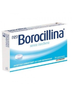 NEOBOROCILLINA*20PAST S/Z