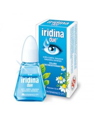 IRIDINA DUE*COLL 10ML
