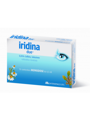 IRIDINA DUE*COLL 10FL