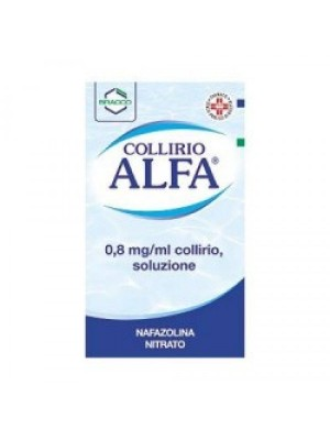 COLLIRIO ALFA*GTT 10ML