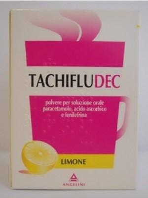 TACHIFLUDEC*10BUST LIMONE