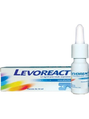 LEVOREACT*SPRAY NAS 10ML
