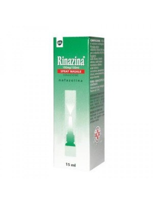 RINAZINA*SPRAY NAS 15ML