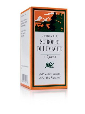 SCIROPPO LUMACHE ORIGIN 150ML