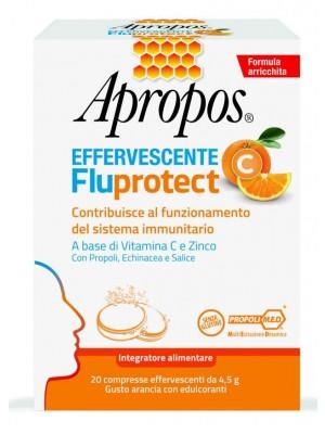 APROPOS FLUPROTECT EFFERV C 20