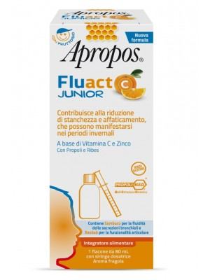 APROPOS FLUACT JUNIOR 80ML