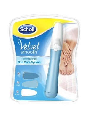VELVET SMOOTH NAIL CARE KIT