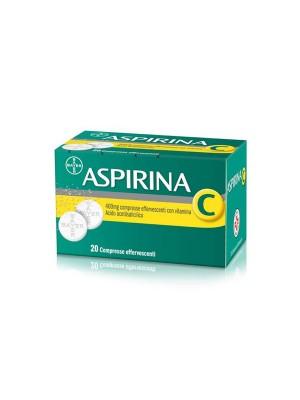 ASPIRINA C 400mg