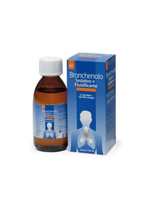 BRONCHENOLO SED FLUI*SCIR 150ML