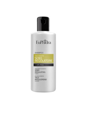 Shampoo trattamento sebo regolatore