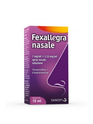 Fexallegra Antiallergico Spray Nasale