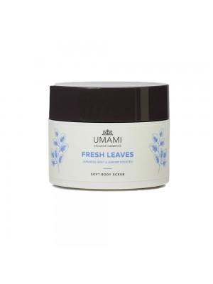 Scrub corpo Umami (Fresh Leaves)