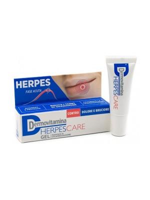 Herpes Care gel - Dermovitamina
