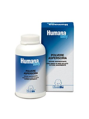 HUMAN BABY Polvere aspersoria