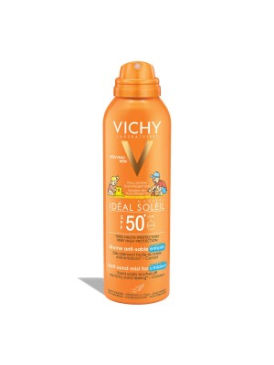 Spray anti-sabbia per bambini SPF 50+ IDEAL SOLEIL