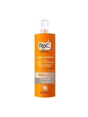 Lait Lozione Spray Elevata Tollerabilità SPF 50+
