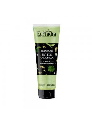 Doccia Shampoo (Tiglio e camomilla) Euphidra
