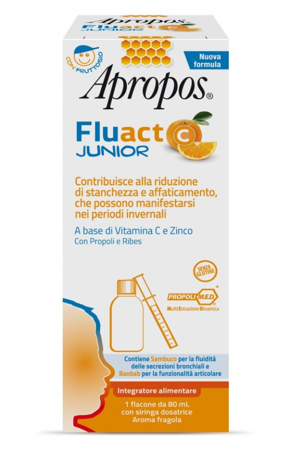 apropos fluact junior 80ml difese immunitarie integratori. Black Bedroom Furniture Sets. Home Design Ideas